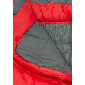 Millet Baikal 1500 Long Sleeping Bag Unisex rouge